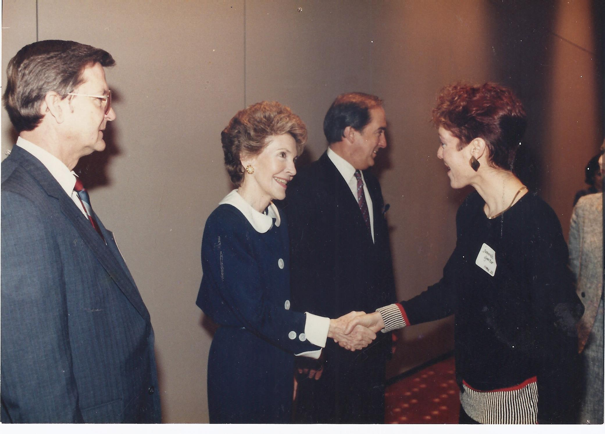 Lessons learned honoring First Lady Nancy Reagan